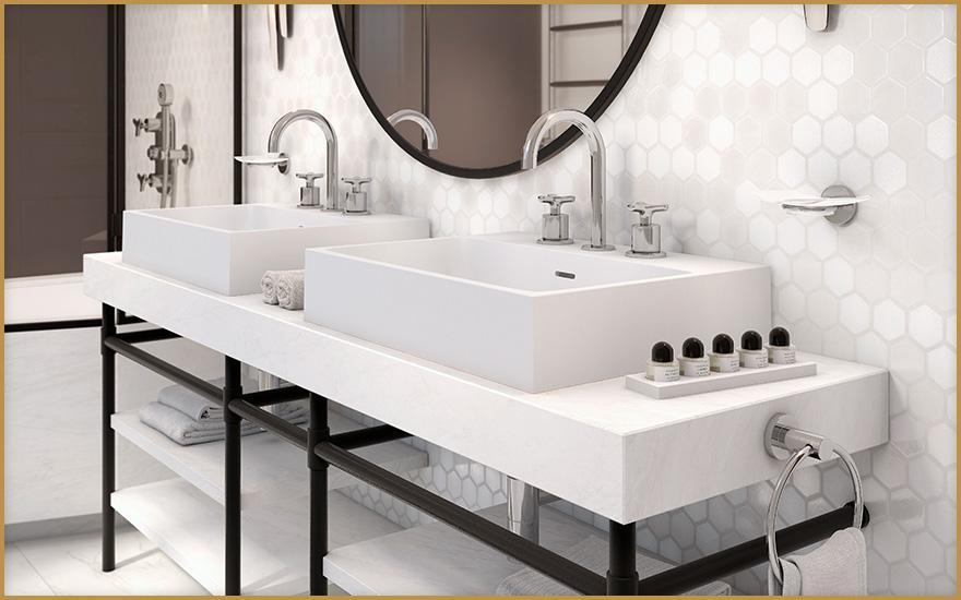 THG Paris umywalki ibaterie łazienkowe
